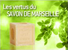 Les vertus du Savons de Marseille