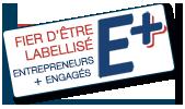 Logo label FEEF